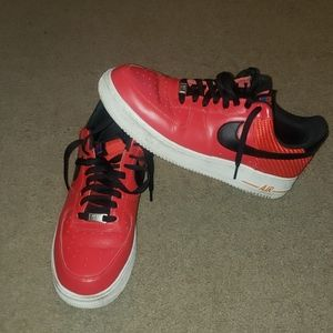 Shoes air force 1's
